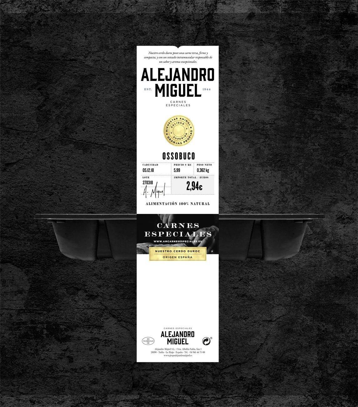 packaging-bandeja-etiqueta-carne-cerdo-duroc-alejandro-miguel