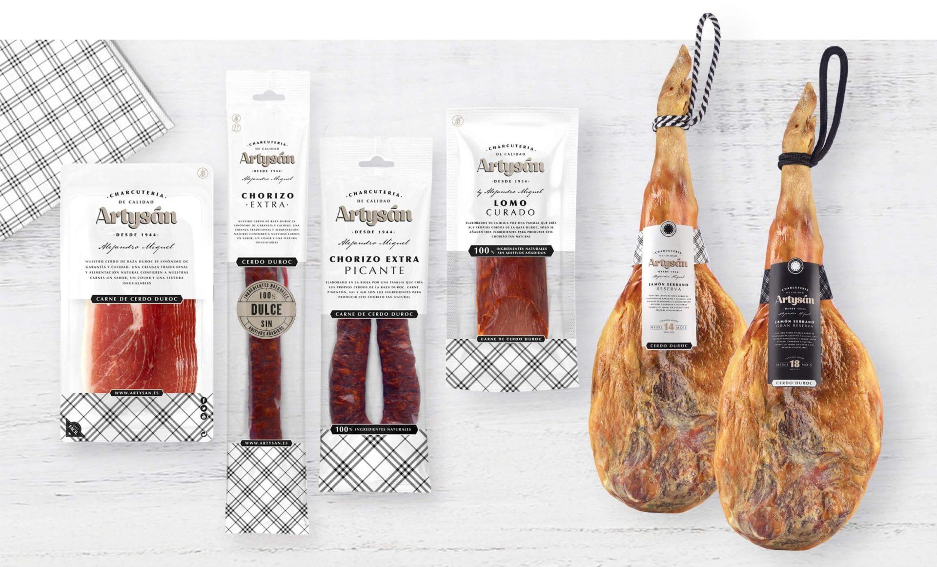 diseño-packaging-alimentacion-surtido-embutidos-curados-artysan