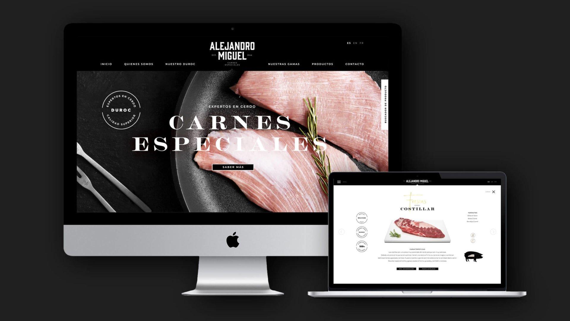 diseño-web-escritorio-carne-cerdo-duroc-alejandro-miguel