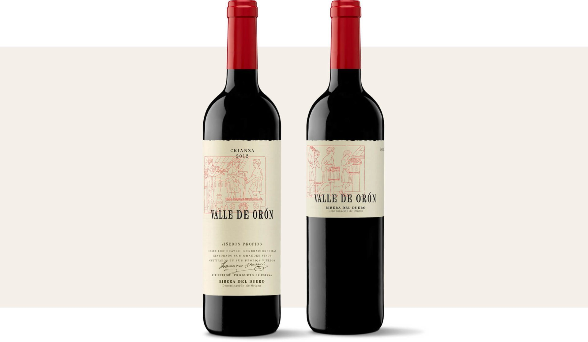packaging-etiqueta-vino-ribera-del-duero-valle-de-oron-bodega-familia-chavarri