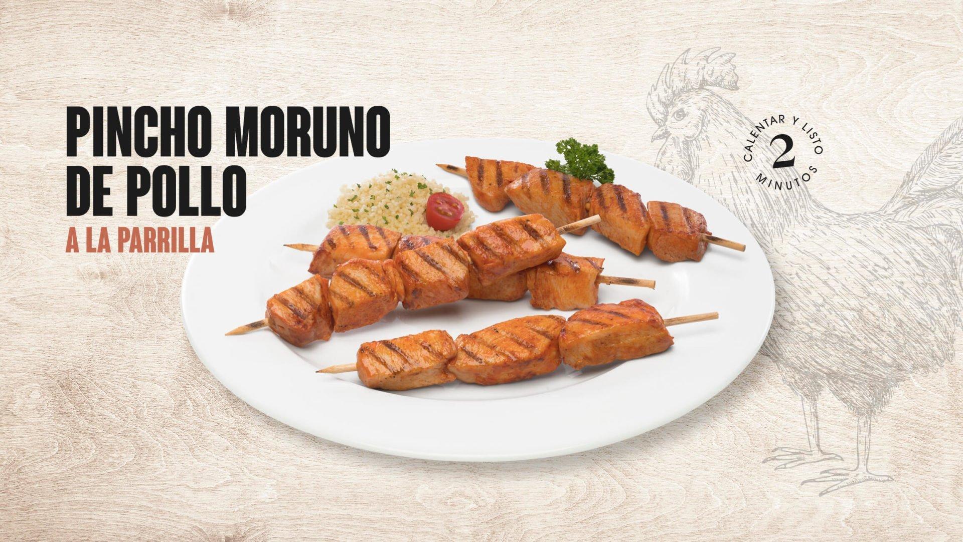 fotografía-pincho-moruno-pollo-calatayud-comida-sana-calentar-y-listo